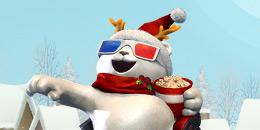 백곰 산타와 함께하는 크리스마스